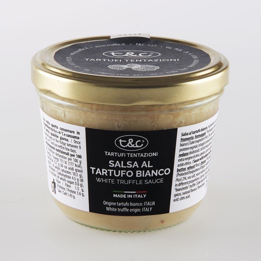 Salsa Con Tartufo Bianco