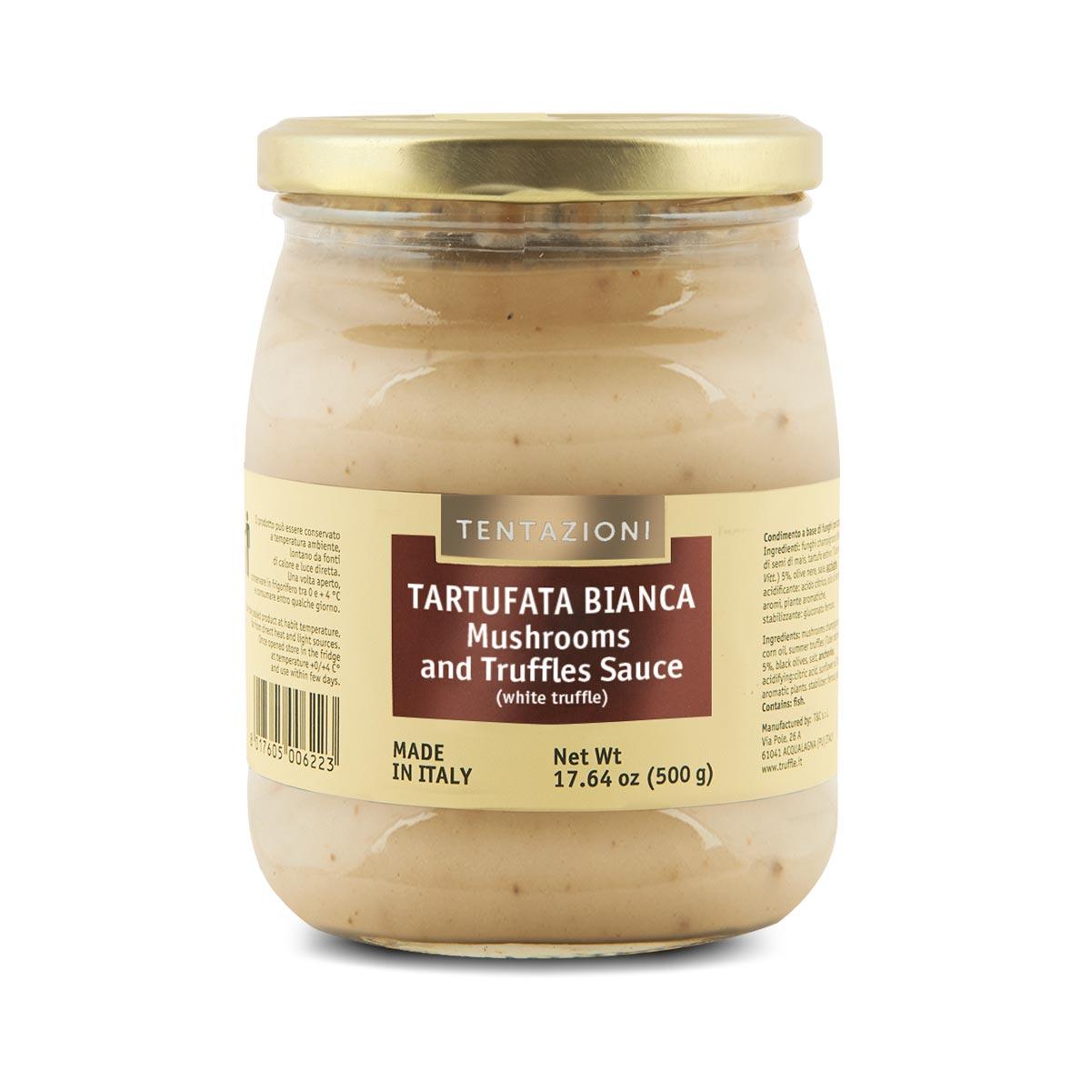 Tartufata Bianca (funghi, Porcini, Tart. Bianco) 500g